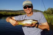 Wood River Brown Trout